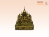фигурка Храм Исаакиевский собор малый на змеевике
