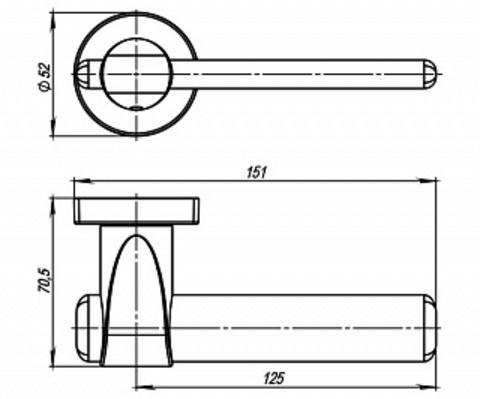 AJAX URB1 SNCPSN-12 схема