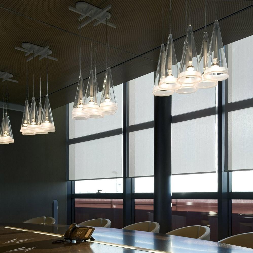 Подвесной светильник копия Fucsia 8 by Flos