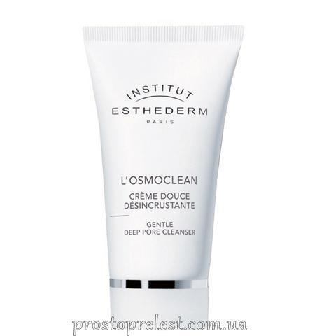Institut Esthederm Osmoclean Creme Douce Desincrustante - Мягкий крем-дезинкрустант для глубокого очищения пор