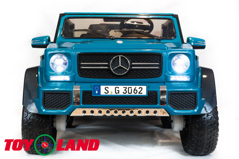 Mercedes-Benz Maybach G650 AMG