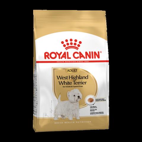 Royal Canin West Highland White Terrier Сухой корм для собак породы Вест-хайленд-уайт-терьер