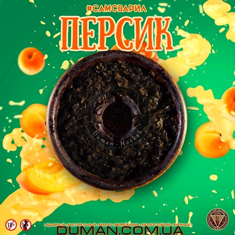 Табак СамСварил - Сладкий Персик | Банка 100г