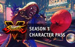 Street Fighter V - Season 1 Character Pass (для ПК, цифровой ключ)