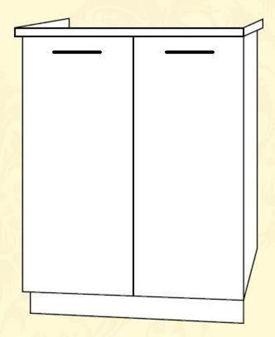 ШНМ 600 Шкаф нижний мойка