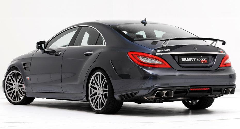 Обвес Brabus Rocket для Mercedes CLS63 AMG C218