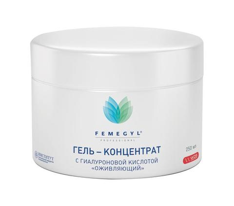 Femegyl Гель-концентрат «Оживляющий» с гиалуроновой кислотой