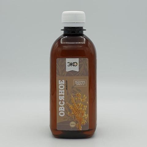 Масло Овсяное натуральное ЭКО-ПРО, 350 мл