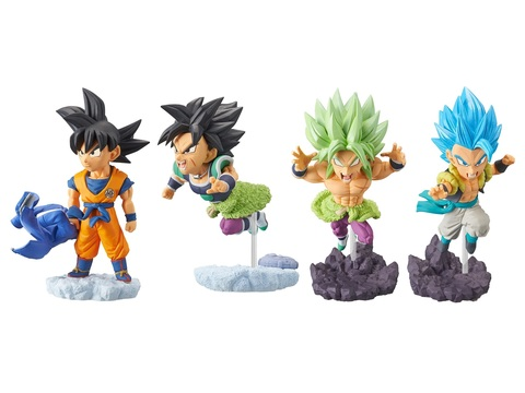 Фигурка DRAGONBALL SUPER World Collectable Diorama vol.4 39854 (1 figure from assortment of 4)