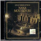 Nana Mouskouri / Live At Herod Atticus (2CD)