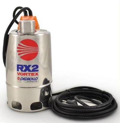 Насос дренажный PEDROLLO RX 5/40 VORTEX (кабель 10м.) 13м, 22.8м3/ч.