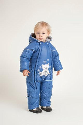 КБ87 Комбинезон-трансформер детский зимний