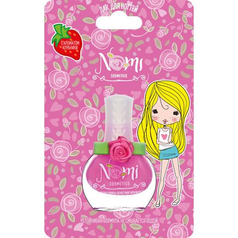 Лак для ногтей №07 Чайная роза (на блистере)