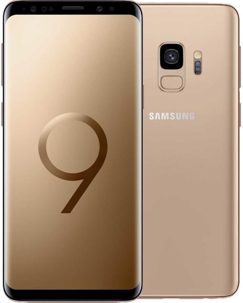 Samsung Galaxy S9 64gb Ослепительная платина G960 samsung-galaxy-s9-64gb-maple-gold.jpg