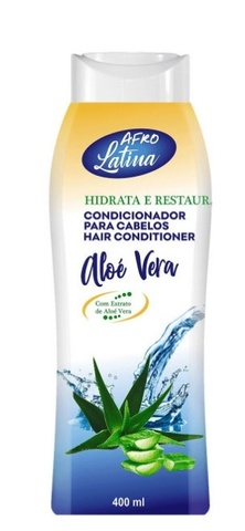 AFRO LATINA Hair Conditioner 400 ml Aloe (алоэ)