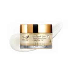 Крем TheYEON Jeju Canola Honey Water Balm Cream Propolis 50g