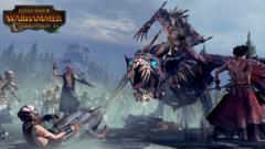 Total War : Warhammer - The Grim & The Grave DLC (для ПК, цифровой ключ)