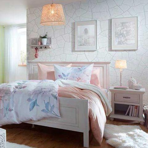 Мебель для спальни Елена 4 (белый лак)