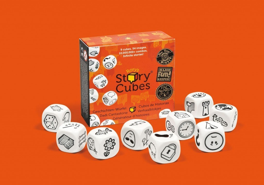 Story Cubes купить