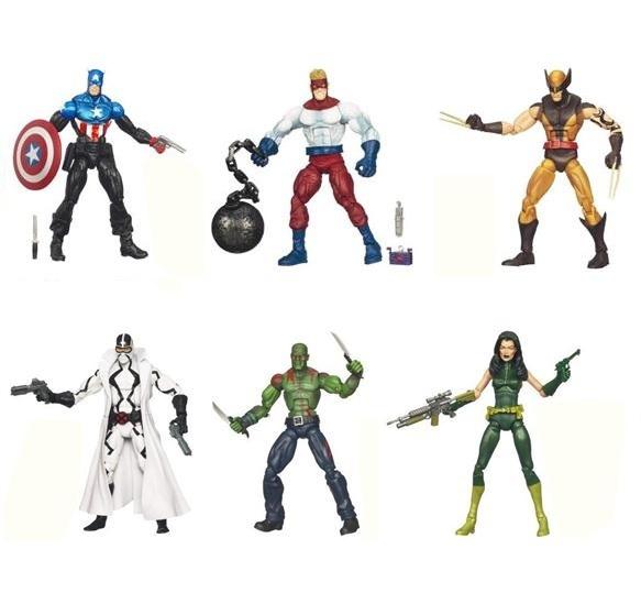 Marvel Legends 2012 Series 02
