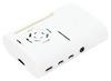 Корпус для Raspberry Pi 4 (LT-4A01 / пластик / белый)