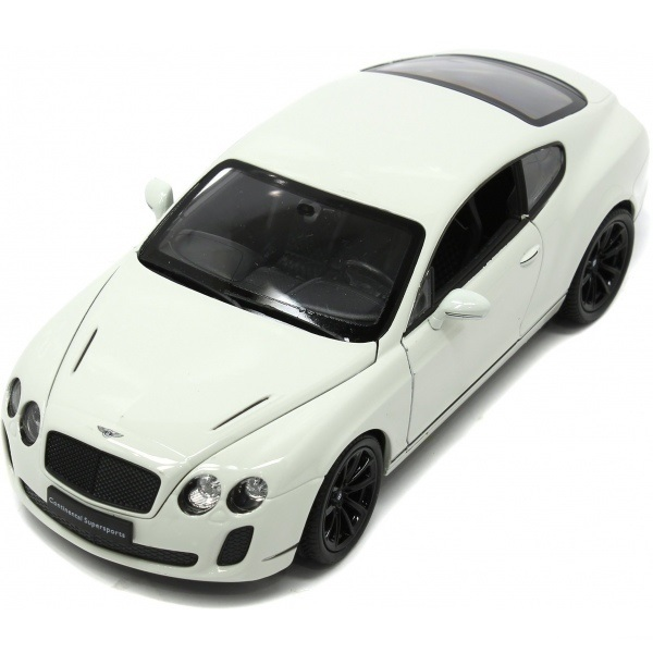 Машинка-игрушка Bentley Continental Supersports