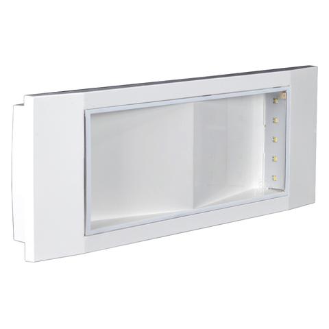Светодиодные светильники аварийного освещения Aestetica LED IP40 Beghelli – общий вид