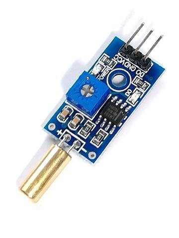 Модуль датчика наклона (вибрации) SW-520D
