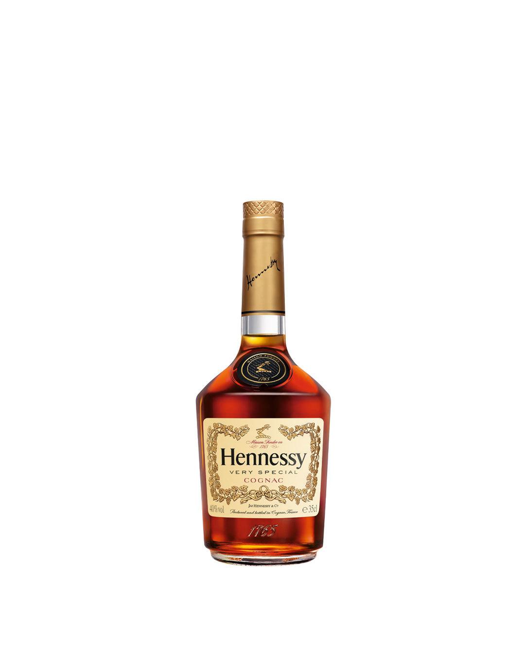 Коньяк «Hennessy VS» (4р), 0,35л.