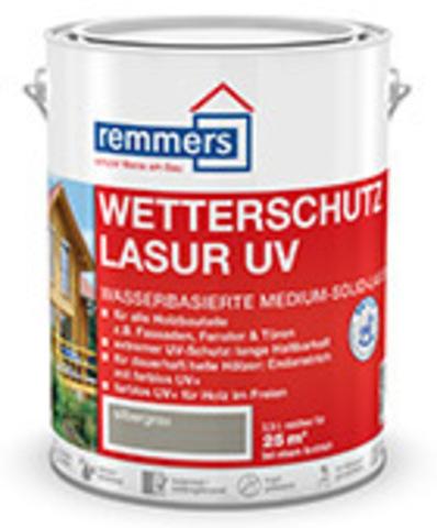 Remmers Wetterschutz-Lasur UV / Реммерс декоративная универсальная лазурь на водной основе