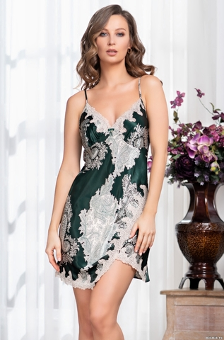 Сорочка женская шелковая  Mia-Amore AGATA АГАТА 3700