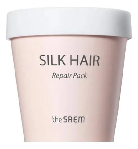 СМ SILK HAIR R Маска для поврежденных волос Silk Hair Repair Pack 150мл