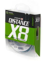 Леска плетёная Feeder Concept DISTANCE X8 150м, 0.18мм