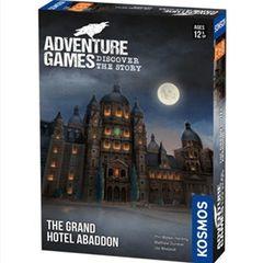 Adventure Games. Квест-приключение: Гранд-отель «Абаддон»