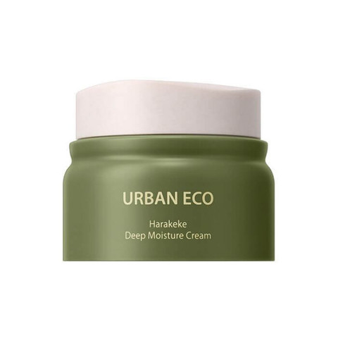Глубокоувлажняющий крем с корнем новозеландского льна  VEGAN The Saem Urban Eco Harakeke Deep Moisture Cream, 50 мл