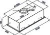Вытяжка Maunfeld Crosby Light (C) 50 нержавейка - схема