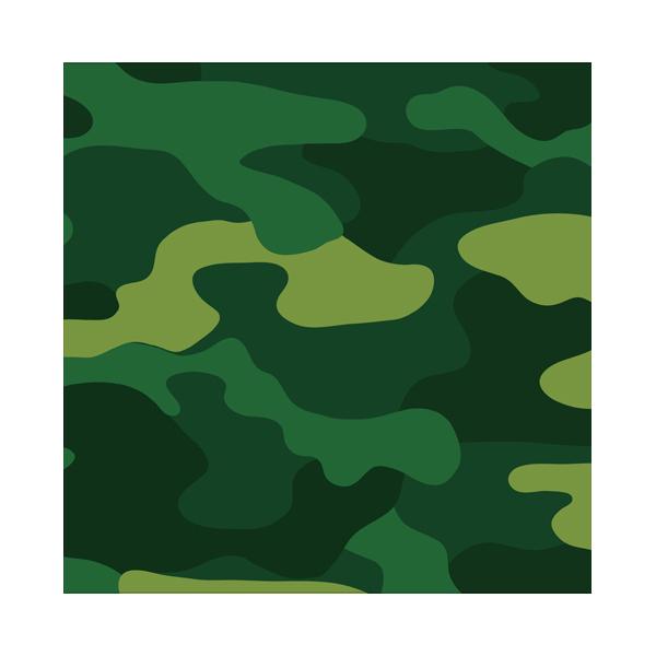 Салфетки Милитари 33см X 33см 12шт