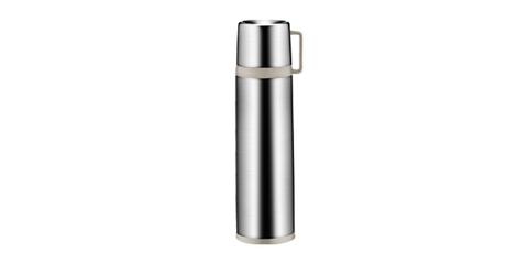 Термос с кружкой CONSTANT MOCCA 1,0 л, нержавеющая сталь