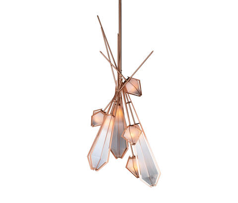 Потолочный светильник копия Harlow Dried Flowers by Gabriel Scott