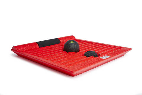 Платформа-тренажер BLACKROLL® SMOOVE BOARD (красный-черный)