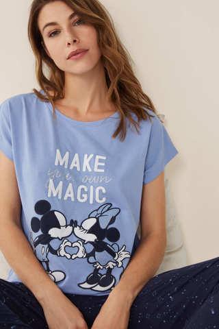 Довга піжама з написом Make Magic