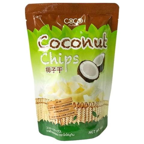 Чипсы кокосовые COCONUTEEN, 40 г