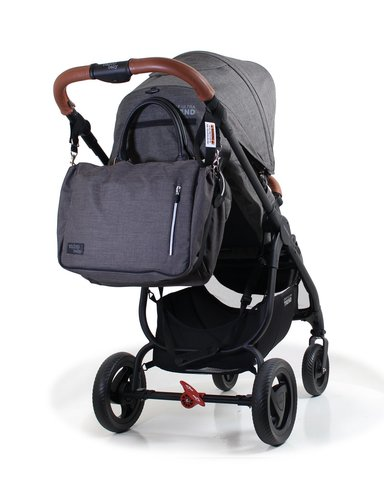Сумка Valco baby Mothers Bag / Charcoal