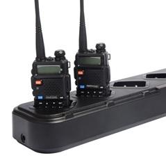 Сетевое зарядное устройство на 6 раций Baofeng UV-5R/UV-6R/DM-5R/DM-5R Pus