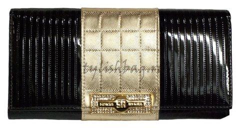 женский кошелек Sonia Rykiel 5845 black в интернет магазине Stylishbag