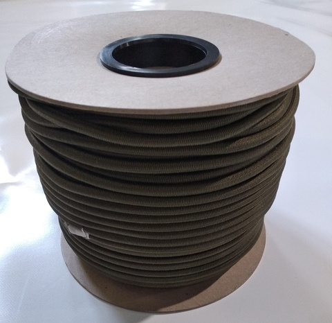Эспандер хаки (полипропиленовый) 8 мм