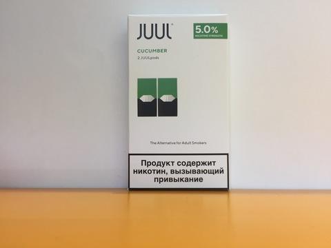 Картриджи 2шт для JUUL by JUUL Labs