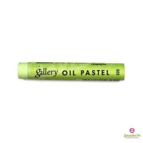 Пастель масляная Mungyo, профессиональная, цвет № 225 Лайм зелёный