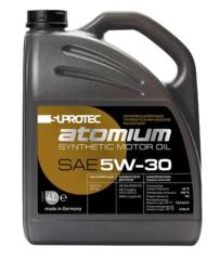 Моторное масло Suprotec Atomium 5W-30 4 л