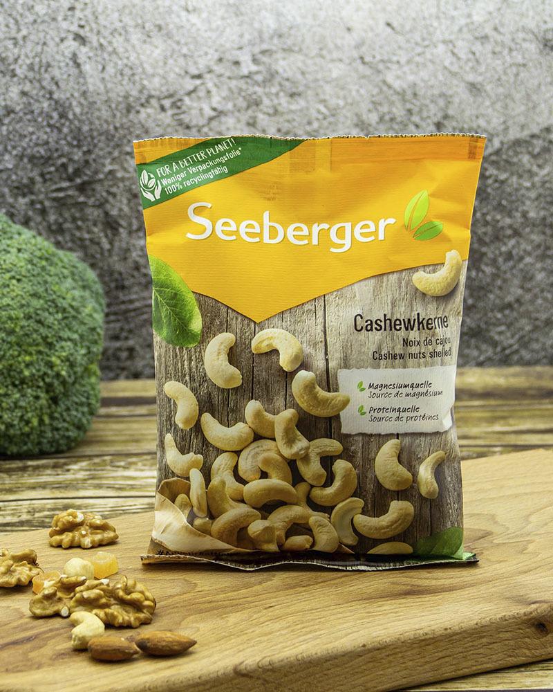 Кешью Seeberger 200 гр.